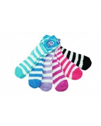 Winterse warme sokken