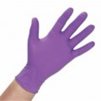 Abena Handschoenen nitrile diverse maten en kleuren