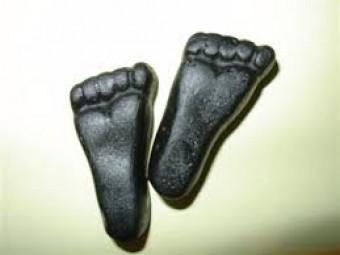 Drop in voetvorm 1 kilo