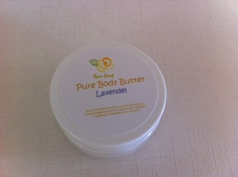 Body Butter diverse geuren
