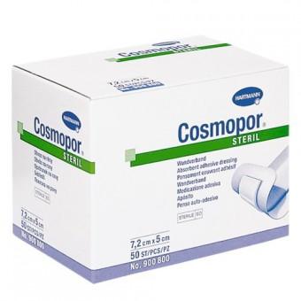 Cosmopor Strip wondpleister wit 6 cm x 5 m