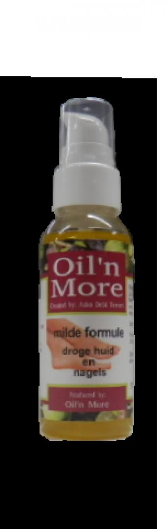 Oil'n More Milde Formule droge huid en nagels