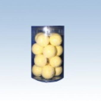Badbruisballen klein in koker 16 stuks